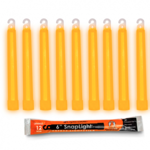 CYALUME SNAPLIGHT ORANGE GLOW LIGHTS