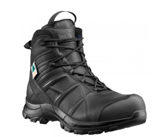 HAIX Black Eagle Safety 55 Mid Side Zip
