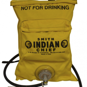 INDIAN™ CHIEF DBL500 5-GALLON COLLAPSIBLE DUAL BAG WITH FP100 FIRE PUMP, MODEL 190351